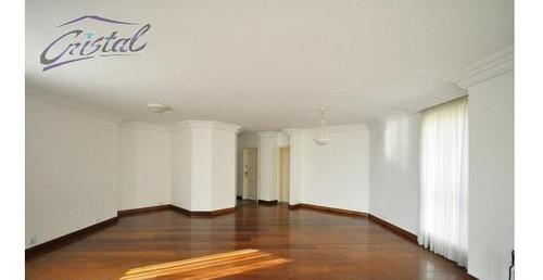 Imagem 1 de 17 de Apartamento Para Venda, 4 Dormitórios, Morumbi - São Paulo - 21599