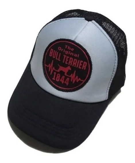 Gorras Trucker Hf ® Bull Terrier - Stock Diseños Originales