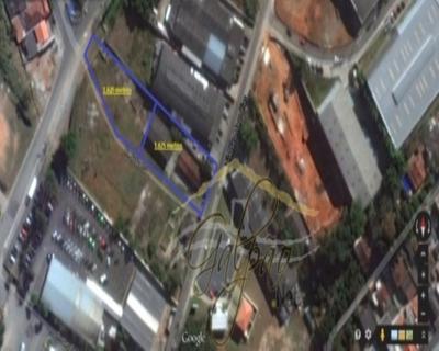 Terreno Residencial À Venda, Vila Santo Antônio, Cotia - Te0056. - Te0056