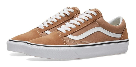 Vans Old Skool Gamuza Uni-sex Colores Original Urban Beach