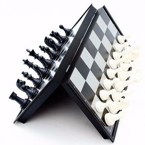 Xadrez Magnético Jogue Em Qualquer Lugar