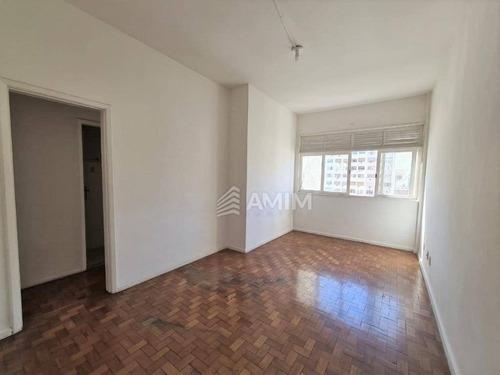 Apartamento 2 Quartos, Na Otávio Carneiro, 2° Quadra Da Praia. - Ap4117