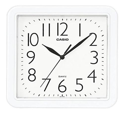 Reloj Pared Casio Iq-02s Silencioso Colorsurtido Relojesymas