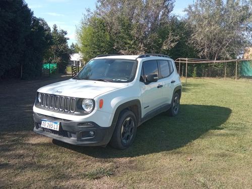 Jeep Renegade 2017 1.8 Sport