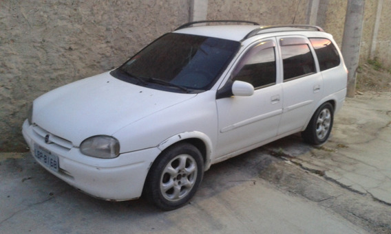 Corsa Wagon 1.6 Completo - Ano 1997