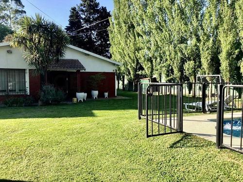 Imagen 1 de 19 de Casa Quinta En Parque Leloir - Alquiler Temporal