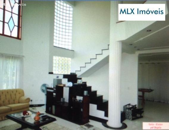 Casa Em Condomínio Para Venda Em Mogi Das Cruzes, Parque Residencial Itapeti, 4 Dormitórios, 4 Suítes, 6 Banheiros, 4 Vagas - 502_2-662283