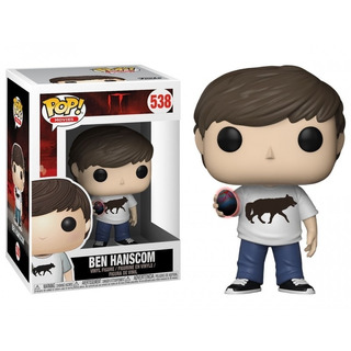 Funko Pop! Ben Hanscom (glows) 538 - It Coleccionables