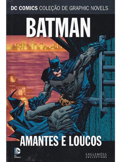 Dc Graphic Novels. Batman Amantes E Loucos