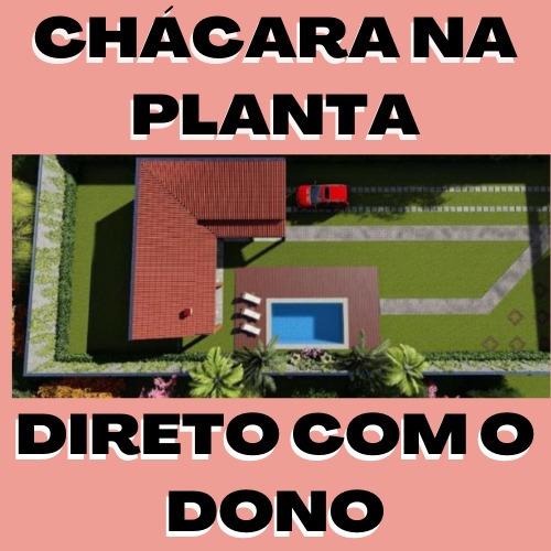 S.g Chácara Na Planta Em Ibiúna/mairinque, Adquira Ja !!!
