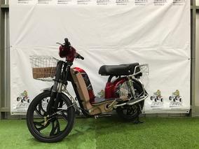 Bici Moto Electrica Doble Suspencion Para Dos Personas