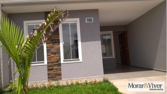 Casa Para Venda Em Fazenda Rio Grande, Nações, 3 Dormitórios, 1 Banheiro, 1 Vaga - Faz7790