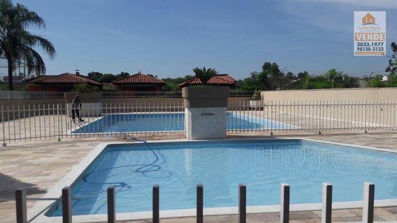 Apartamento Com 3 Dormitórios À Venda, 66 M² Por R$ 190.000,00 - Parque Bela Vista - Votorantim/sp - Ap0797