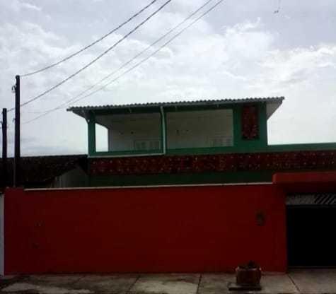 Casa Em Itanhaém Lado Praia 3 Dormitórios. 6344e
