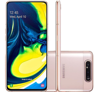 Smartphone Samsung Galaxy A80, 6.7 , Octa-core, 128gb, 48mp, Rosê - Sm-a805f