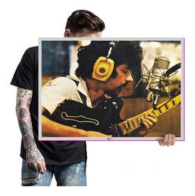 Raul Seixas Poster Quadro Placa Bandas Rock Tam. A2 12
