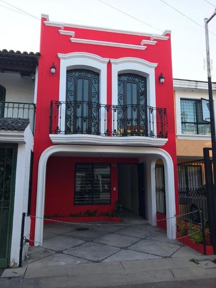 Casa En Renta En Parques San Pedro.(lomas Del Nilo).