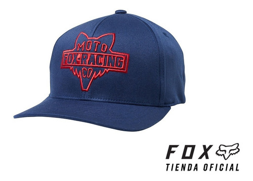 Gorra Fox Flathead 110 Snapback Hat #24346-007 - Fox Oficial