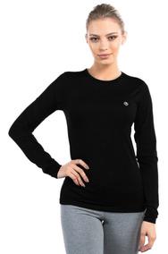 Camisa Segunda Pele Térmica Para Frio Feminina Extreme Uv