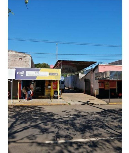Vendo Terreno Sobre Avenida Caballero: 430 M2.