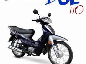 Moto Zanella Due 110 0km