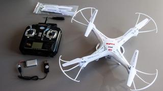 Drone Syma X5c-1 Fly More Combo Camara 5 Baterias Cargador