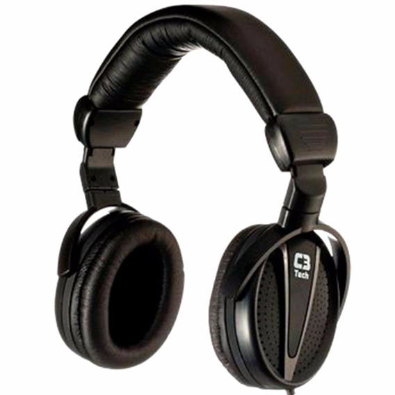 Headset Fone Gamer C3 Tech Barion Mi-2883rb