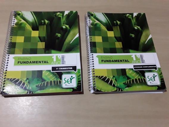 Livros Sistema De Ensino Ser Ensino Fundamental 1ºano
