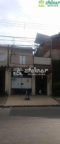 Imagem 1 de 15 de Venda Sobrado 3 Dormitórios Jardim Santa Cecília Guarulhos R$ 370.000,00 - 32593v