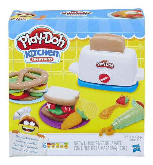 Play-doh Cocina Creaciones Tostadora (kitchen Creations)