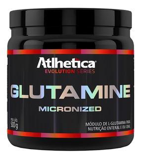 Glutamine / Glutamina Micronized 500g - Atlhetica