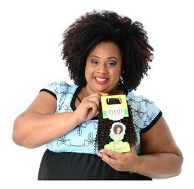 Cabelo Orgânico Cacheado Thati Premium Baby Afro