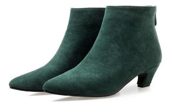 Ankle Boot Feminina Simloveyo 87426 Importado
