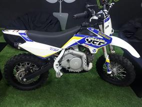 Ycf 50cc Usada Mini Moto A Gasolina Para Niños