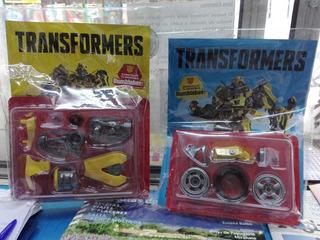 Colección Transformers (bumblele) La Nacion