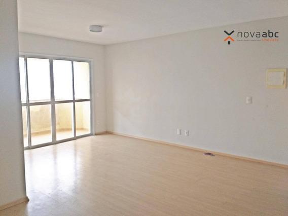 Apartamento Com 2 Dormitórios À Venda, 68 M² Por R$ 345.000,00 - Jardim Santo Antônio - Santo André/sp - Ap0698