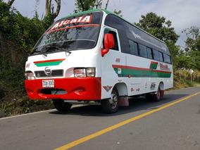 Buseta Nissan 2007