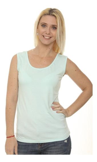 Remera Musculosa De Modal Talles Grandes Lisas
