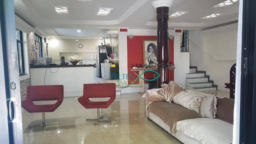 Casa Com 4 Dormitórios À Venda, 280 M² Por R$ 1.100.000,00 - Irajá - Rio De Janeiro/rj - Ca0346