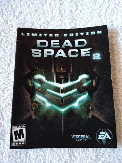 Manual Do Game Dead Space 2 Ps3 *** Leia