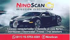 Mecánico Automotriz Taller De Autos Domicilio Escaneos