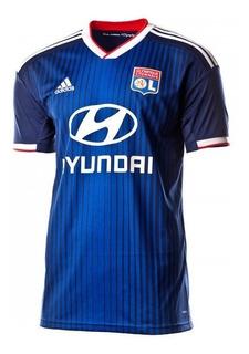 Camisa Lyon França Azul 2020 Nova Pronta Entrega