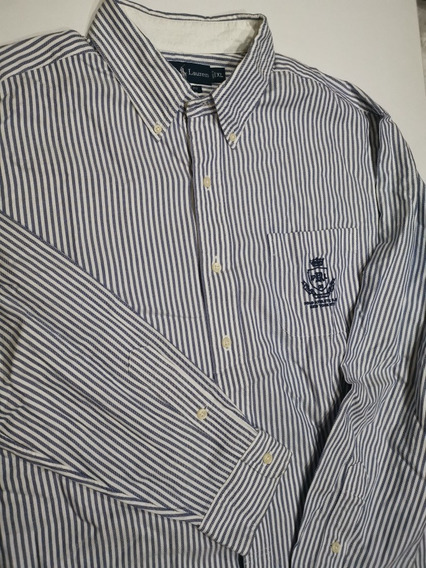 Camisa Polo Ralph Lauren Xl Original (no Lacoste, Gap)