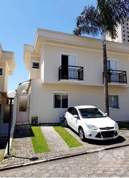 Sobrado Com 2 Dormitórios À Venda, 88 M² Por R$ 413.000 - Nova Petrópolis - São Bernardo Do Campo/sp - So0319