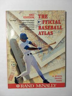 The Official Baseball Atlas 1993 , Ran D Mcnally