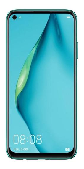 Huawei P40 Lite Dual SIM 128 GB Crush green 6 GB RAM