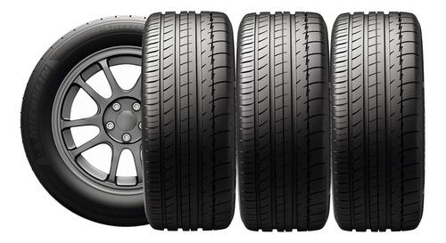 Kit X4 Neumáticos Michelin Latitude Sport - Cubiertas 235/55