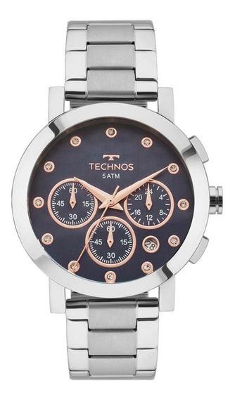 Relógio Technos Feminino Os2abj/1a Original C/ Nota Fiscal