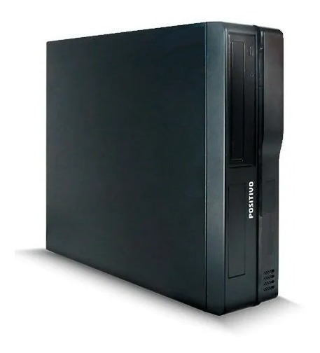Desktop Compacto Slim Core 2 Duo E7400 4gb De Ram 320gb Hd