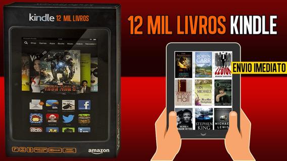 12 Mil Livros Kindle